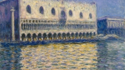 Claude Monet, 'The Doge's Palace,' 1908, oil on canvas.