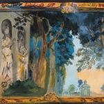 Karen Kilimnik, the goddesses Artemis &