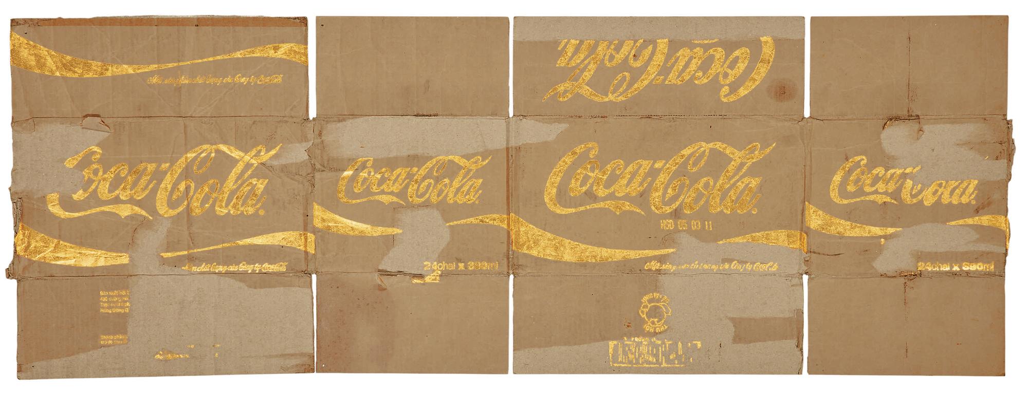 Danh Vo, Coca Cola, 2011