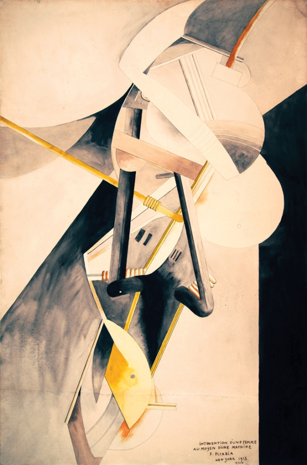 Francis Picabia, Intervention of a Woman