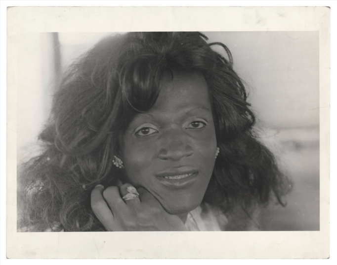 Alvin Baltrop, Marsha P. Johnson, n.d.