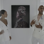 Alicia Keys, Swizz Beatz, art collection