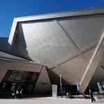 The Denver Art Museum.