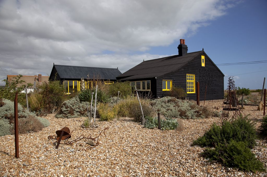 Fundraising Campaign Launched to Save Legendary Filmmaker Derek Jarman's Cottage