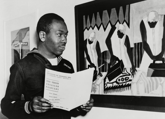Jacob Lawrence.