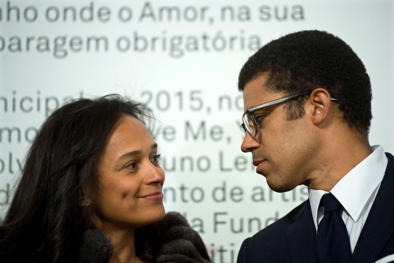 Sindika Dokolo Isabel Dos Santos Scrutinized And More Art News Artnews Com