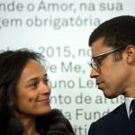 Isabel dos Santos and Sindika Dokolo