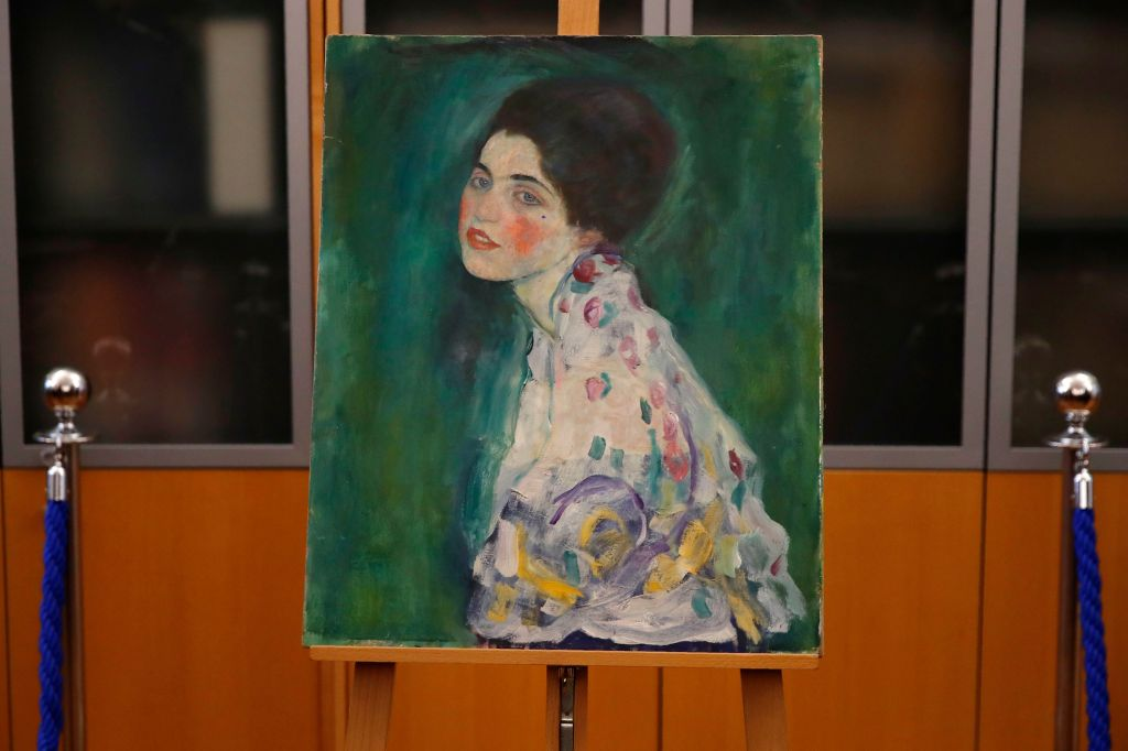 Thieves Confess to Stealing Gustav Klimt Painting Found in Italian Gallery Wall