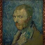 Vincent van Gogh, 'Self-Portrait,' 1889