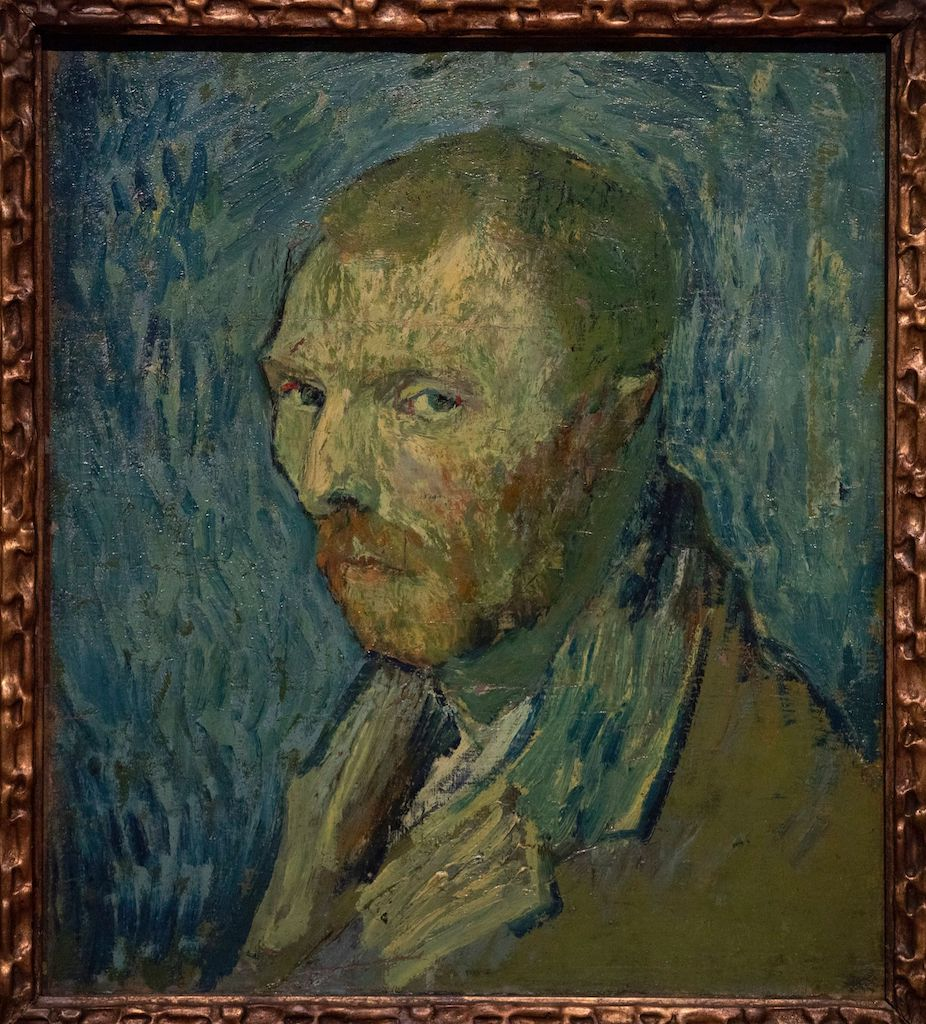 Van Gogh Self-Portrait Painted While the Artist Experienced Psychosis Is Authenticated by Experts