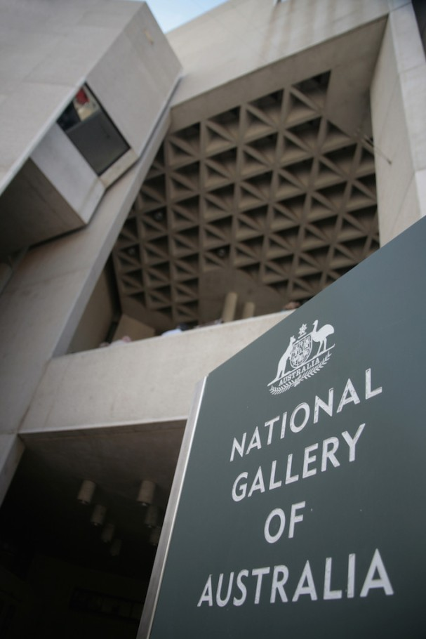National Gallery of Australia in Canberra