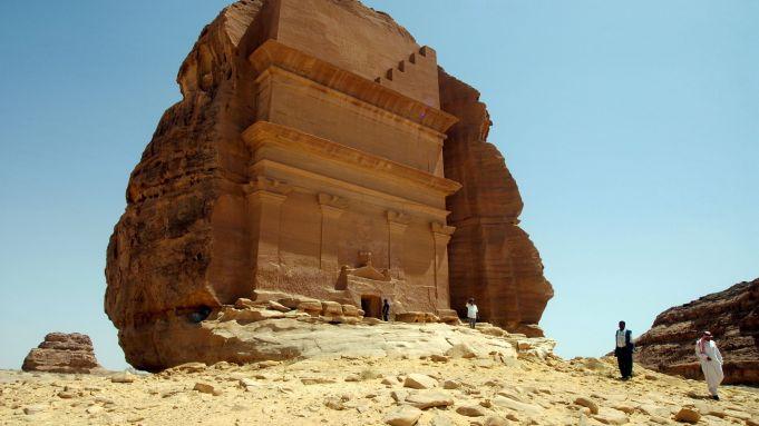 Saudi Arabia's first UNESCO World Heritage