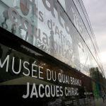 The Musée du Quai Branly–Jacques Chirac.