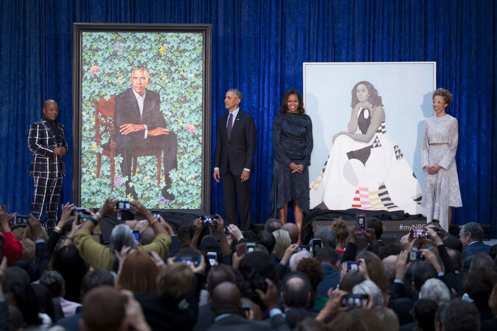 Acclaimed Obama Portraits to Travel to Five American Museums Starting in 2021