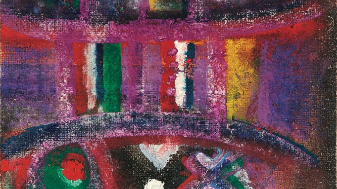 """""""Taking Shape: Abstraction from the Arab"""