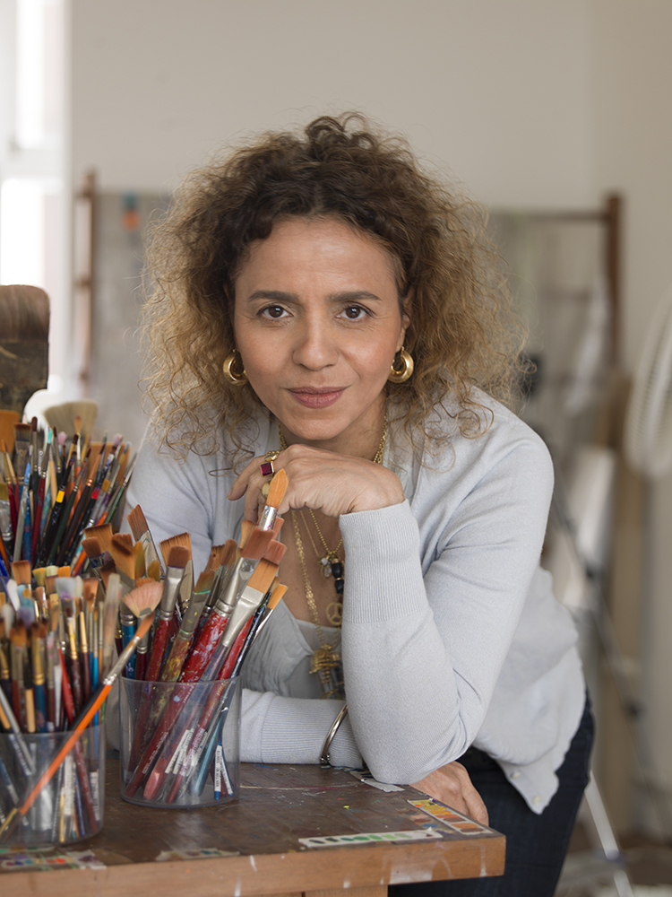 Beatriz Milhazes, One of the Most Expensive Living Female Artists at Auction, Is Now Represented by Pace Gallery