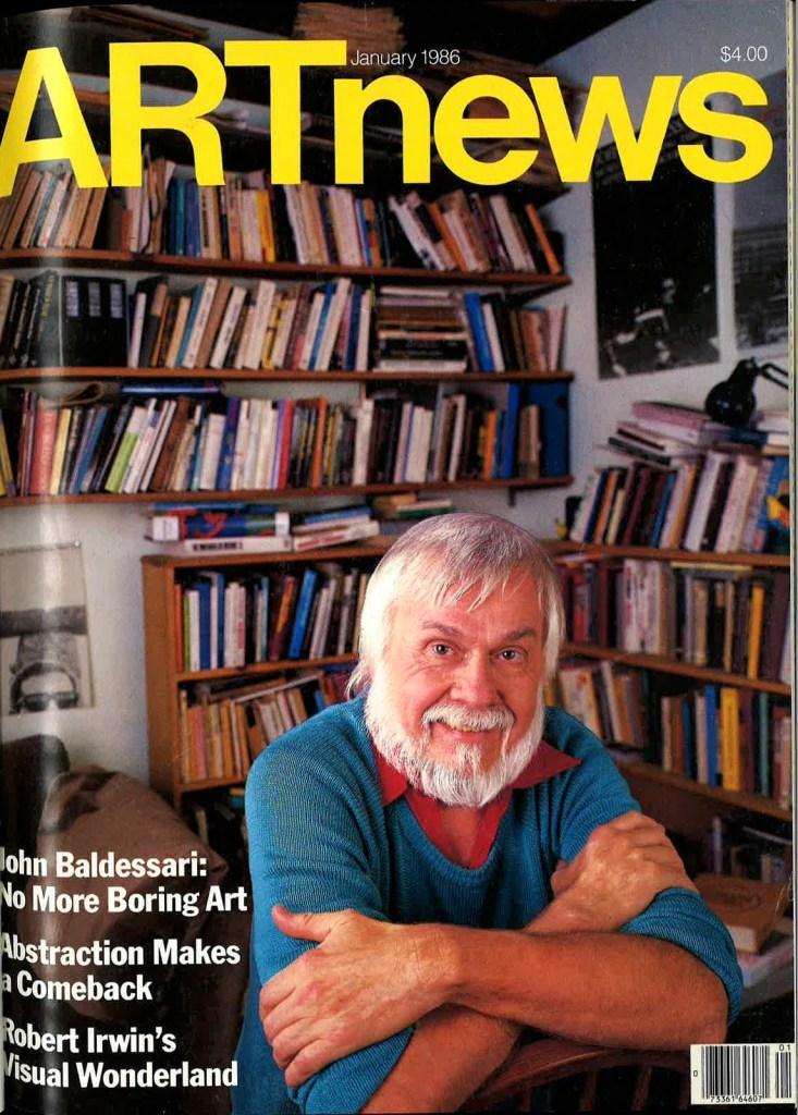 John Baldessari Creates a New Kind of Chaos: Read a 1986 Profile from the ARTnews Archives