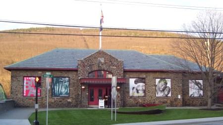 The Brattleboro Museum and Art Center.