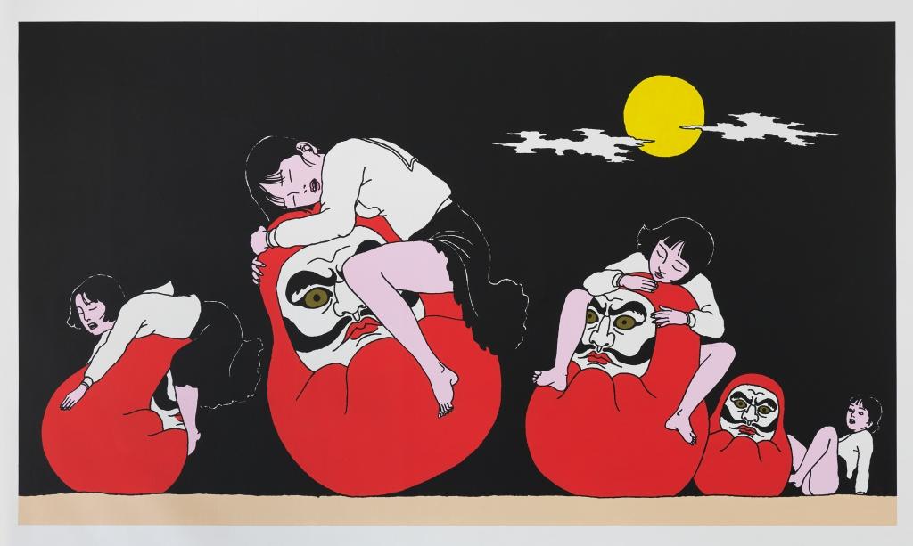 Toshio Saeki, Legendary Erotic Illustrator of the Tokyo Underground, Is Dead at 74