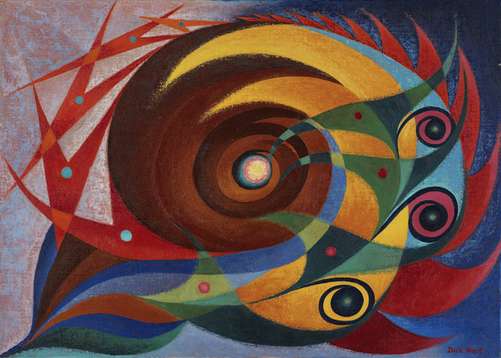 An Exhibition of Native Painting Fills a Stubborn Gap in the History of Modernism