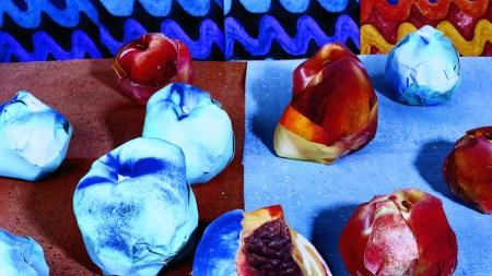 Daniel Gordon photograph of nectarines