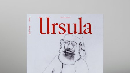 The newest issue of 'Ursula'.