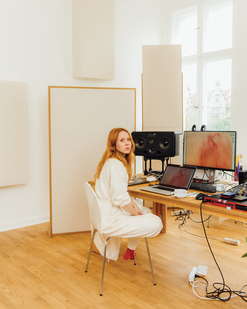 Holly Herndon on Her AI Baby, Reanimating Tupac, and Extracting Voices