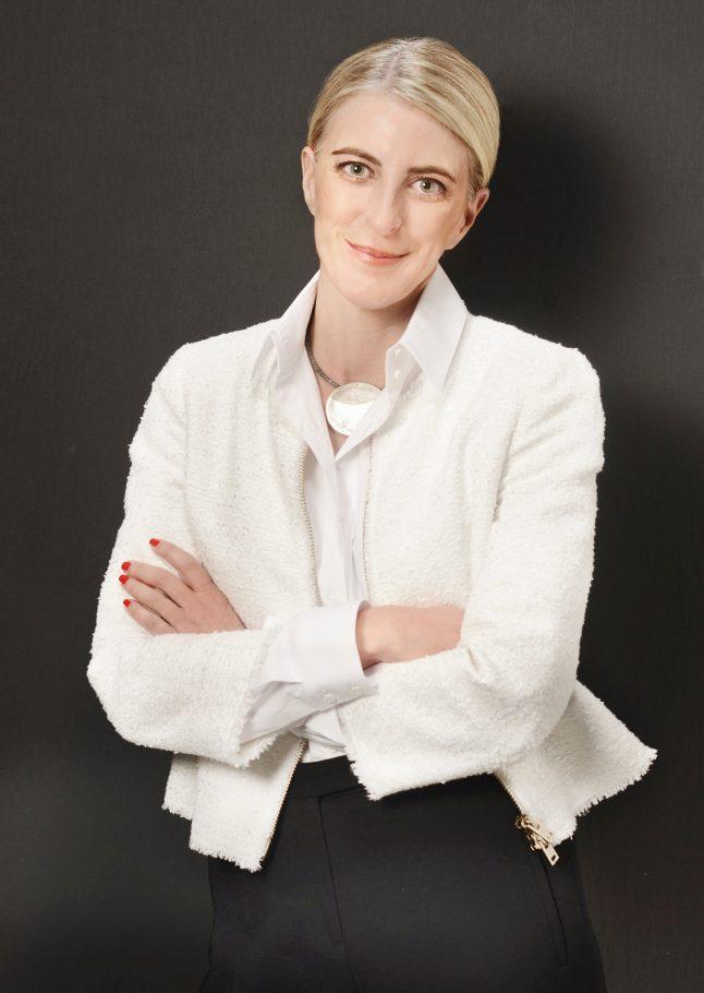 Heidi Zuckerman.