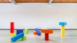 Judy Chicago, 'Rearrangeable Rainbow Blocks,' 1965,