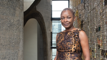 Koyo Kouoh, director and chief curator,