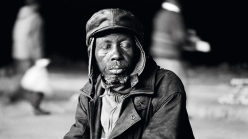 Santu Mofokeng, 'Eyes-Wide-Shut, Motouleng Cave, Clarens', 2004.
