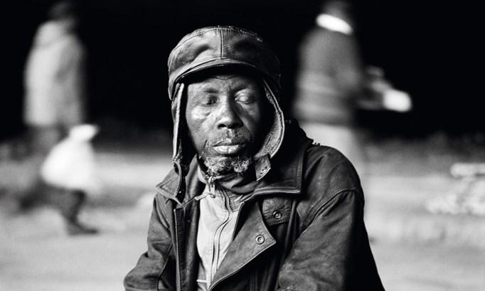 Santu Mofokeng, 'Eyes-Wide-Shut, Motouleng Cave, Clarens',