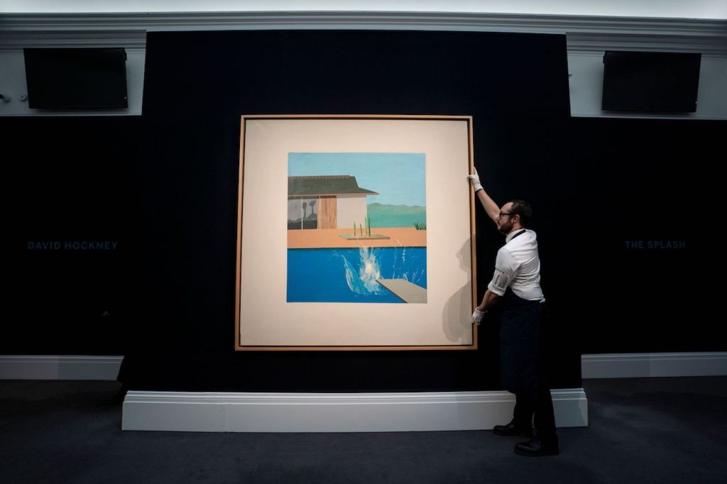 David Geffen Reportedly Buys Hockney, Cooper Hewitt Trustees Quit, and More: Morning Links from February 18, 2020