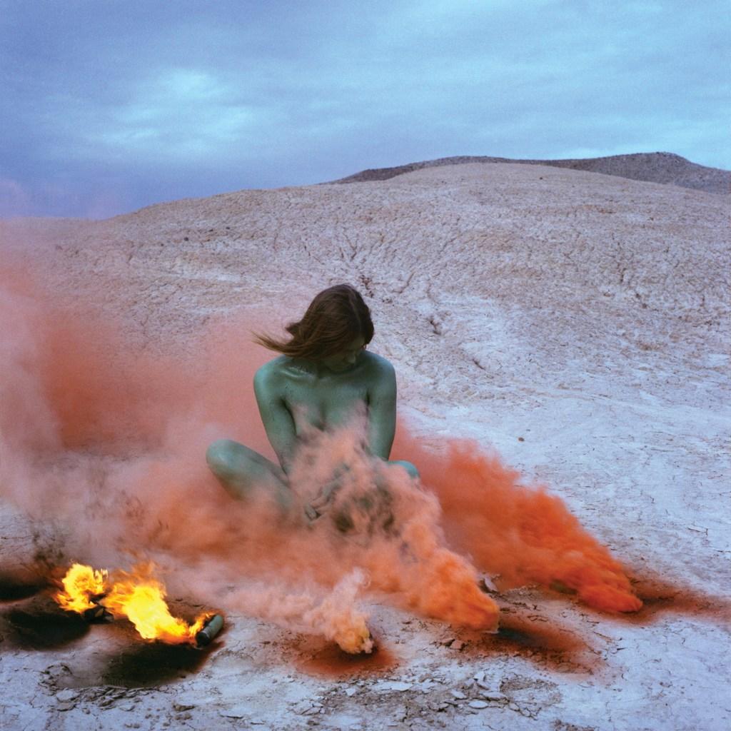 Judy Chicago, 'Immolation', 1972.