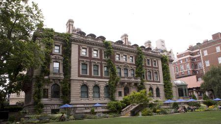 Cooper-Hewitt Smithsonian Design Museum in New