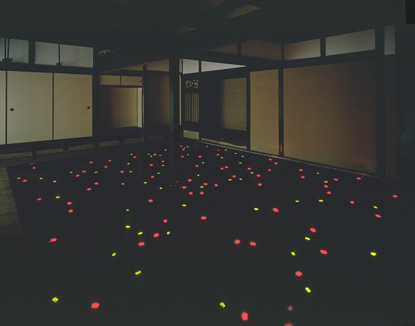 Tatsuo Miyajima, 'Sea of Time '98', 1998.