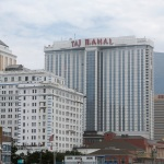 Trump Taj Mahal hotel Atlantic City