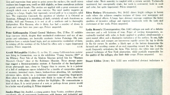 A page from ARTnews's October 1959 issue featuring Donald Judd's review of Yayoi Kusama's show at Brata Gallery.