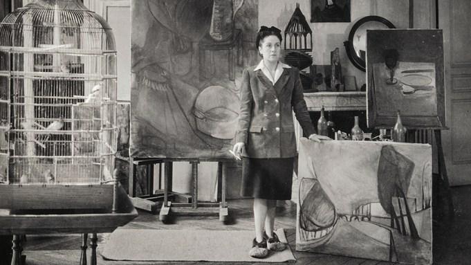 Brassaï, Dora Maar in her rue