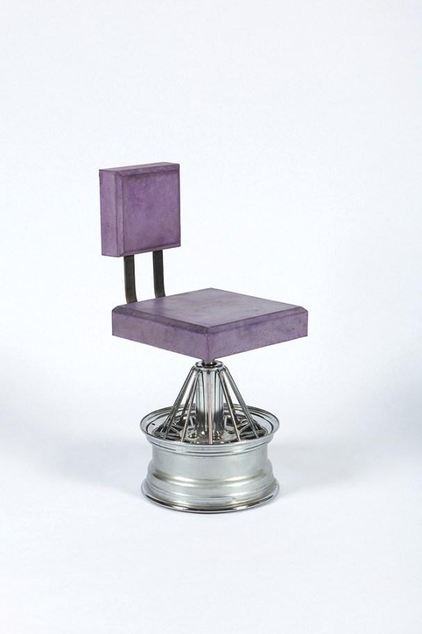 Dozie Kanu, Chair [iii], 2018.