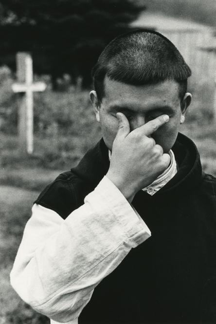 Ikko Narahara's 'Garden of Silence' (1958-1977).