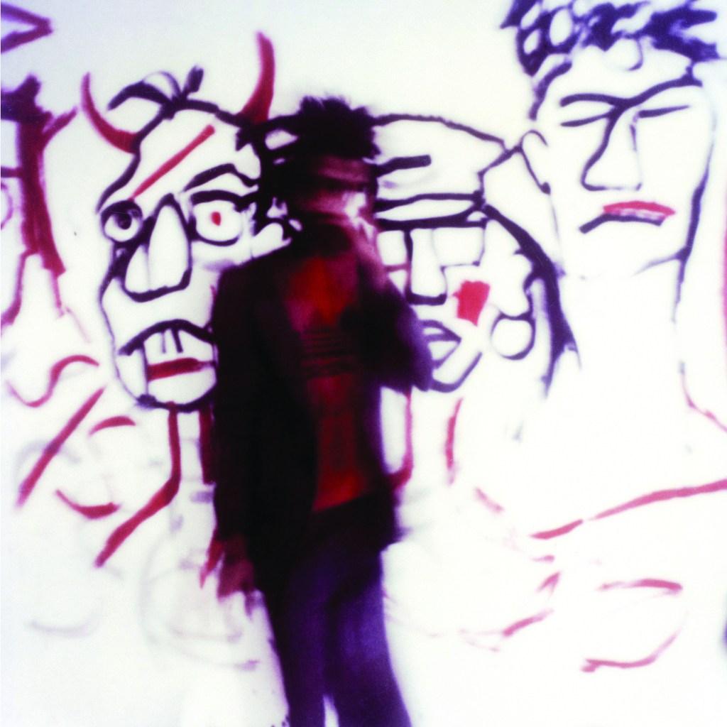 Maripol, 'Jean-Michel Basquiat in the loft', 1982.