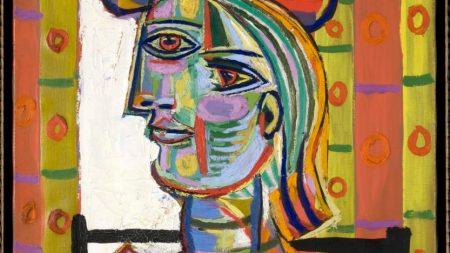 Pablo Picasso, Femme au beret et