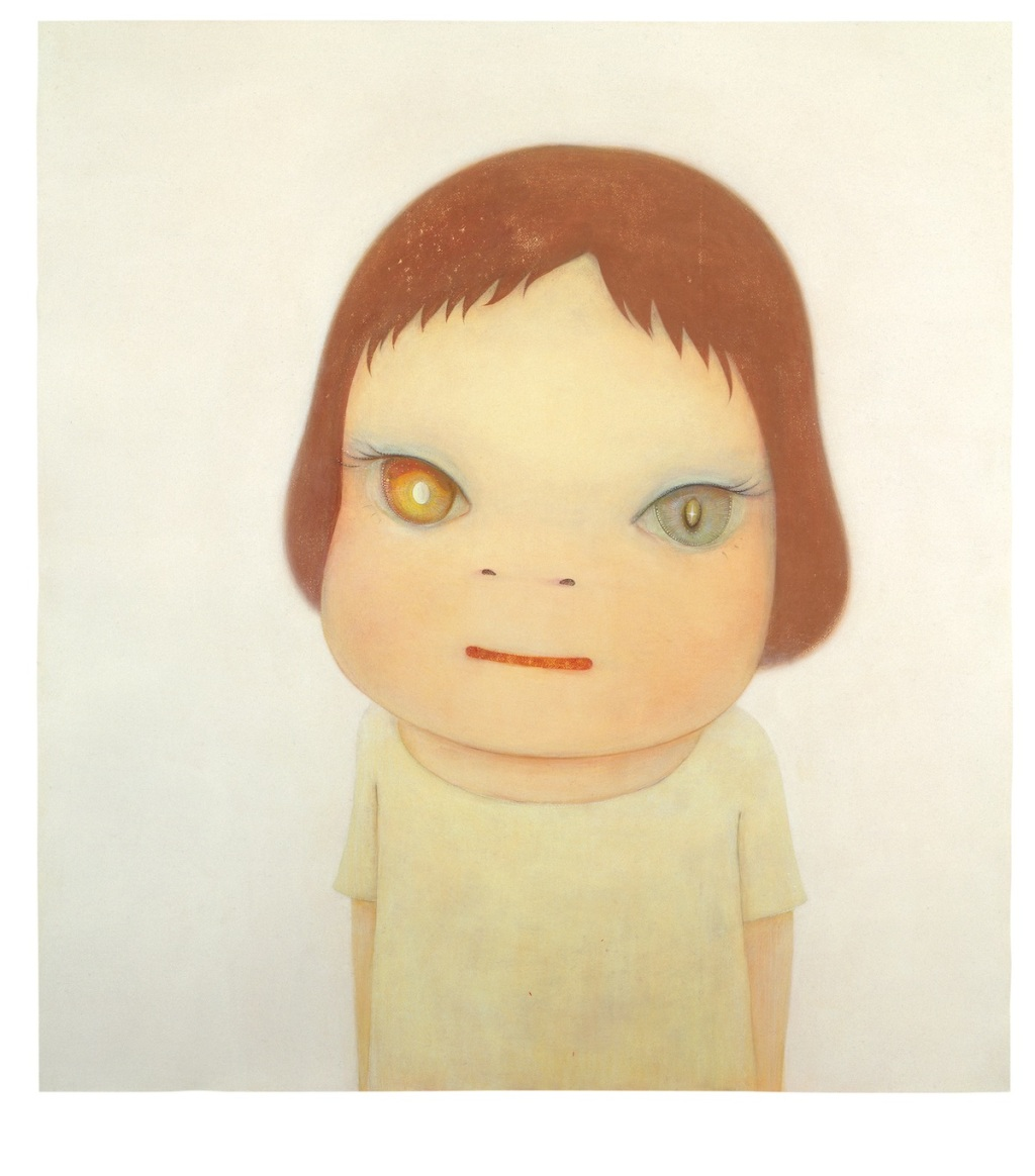 Yoshitomo Nara, 'Missing in Action—Girl Meets Boy—', 2005.
