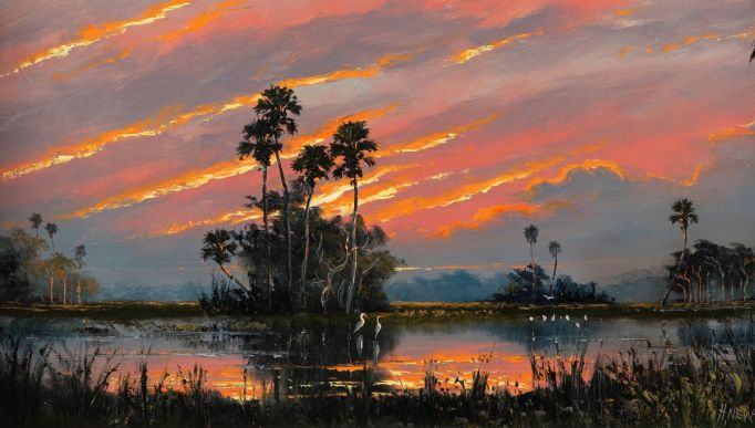 The African American Artists That Painted Florida S Doomed Landscape Artnews Com