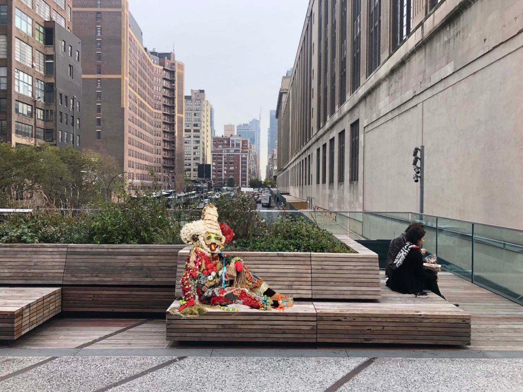 High Line in New York Unveils Public Art Commissions, as Conceived by Future Venice Biennale Curator Cecilia Alemani
