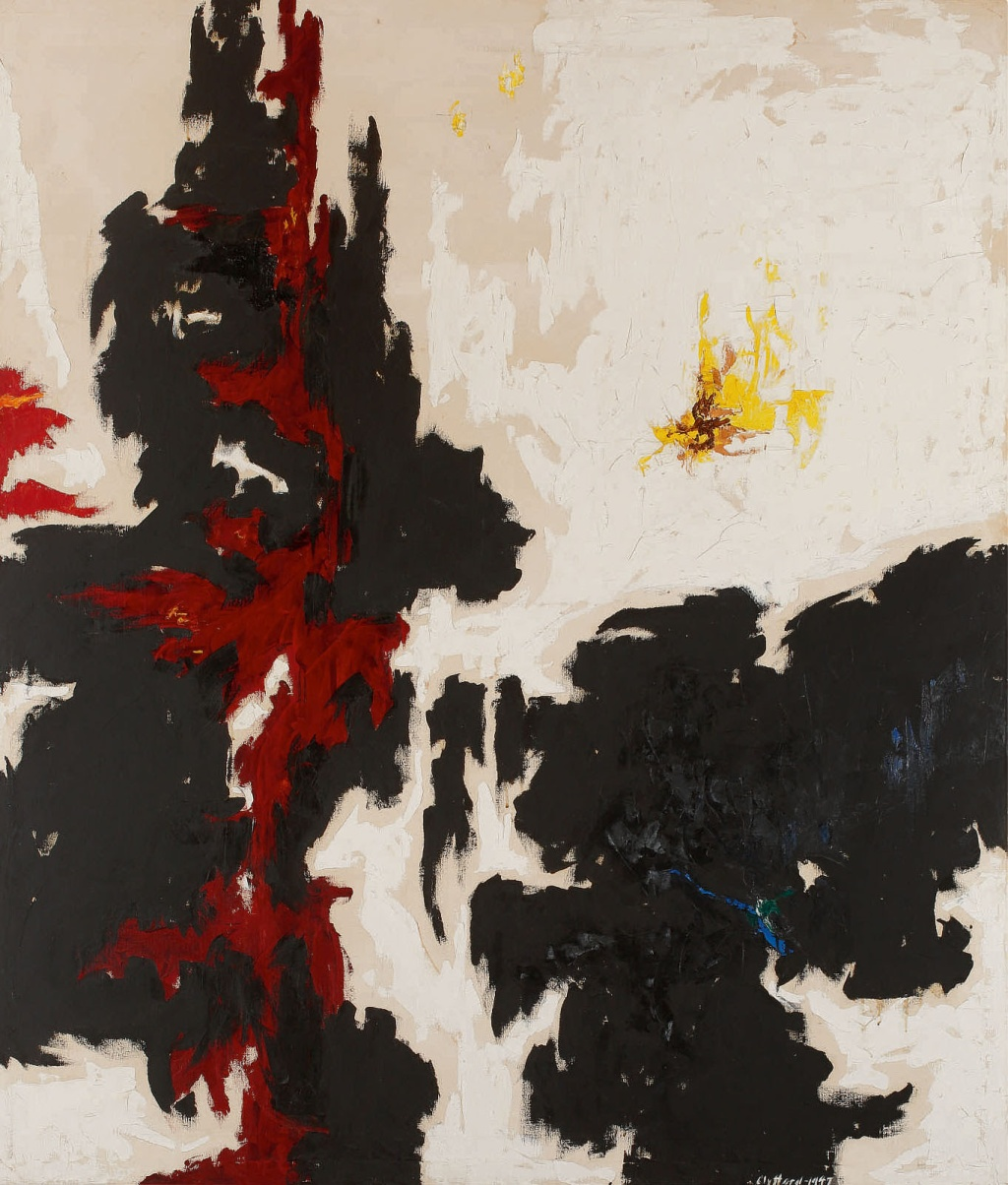 Sotheby's to Sell $25 M. Clyfford Still, Other Major Works from the Collection of Hunk and Moo Anderson