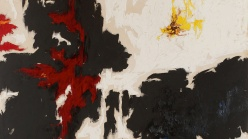 Clyfford Still, '1947-Y-No.1', 1947.