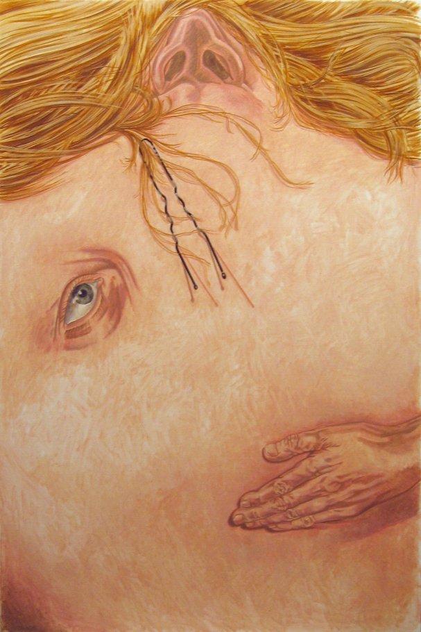 Alan Turner 'Untitled (Hairpin)', 1989.