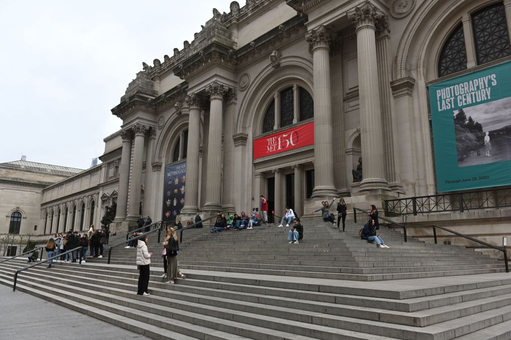 Report: Met Museum in New York Plans for Possible Closure Until July